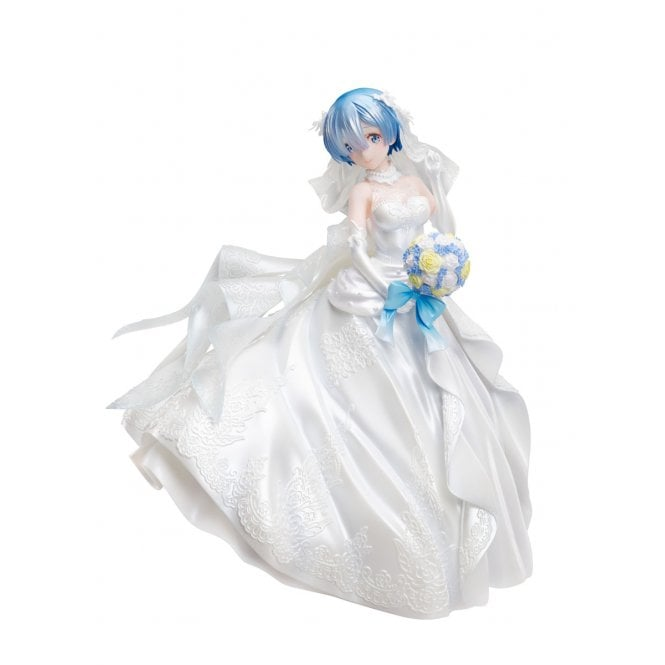 Re:ZERO -Starting Life in Another World- 1/7 Scale Rem -Wedding Dress-
