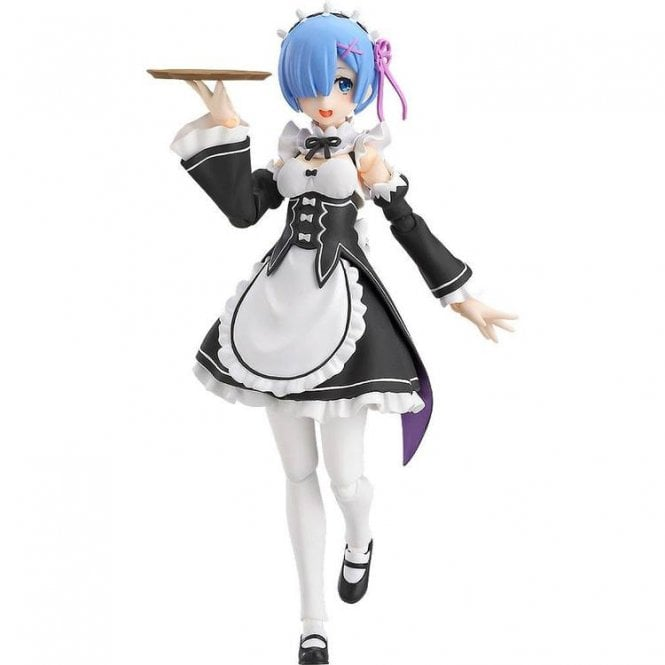 Re:ZERO -Starting Life in Another World- figma Rem