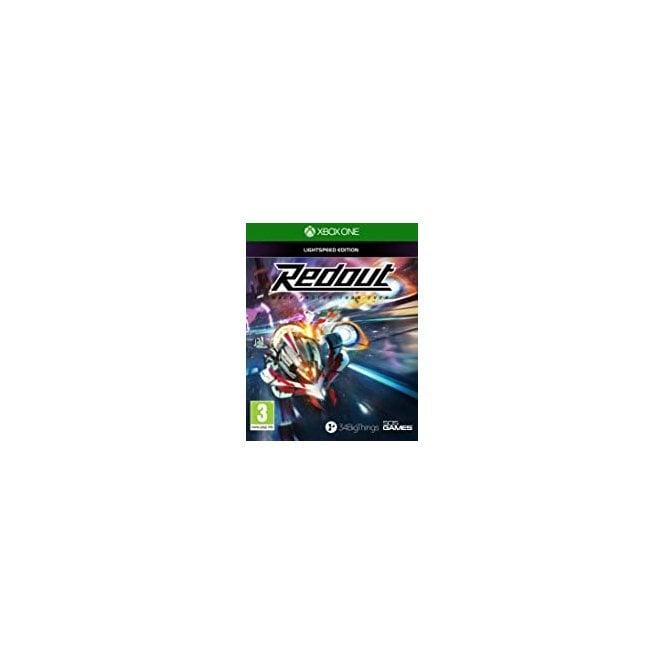 Redout Lightspeed Edition Xbox