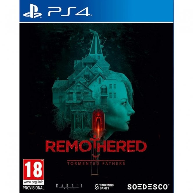 Remothered Tormented Fathers PS4