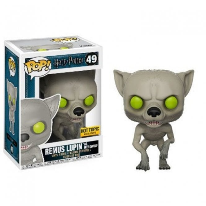 Remus Lupin Warewolf Exclusive POP! Vinyl