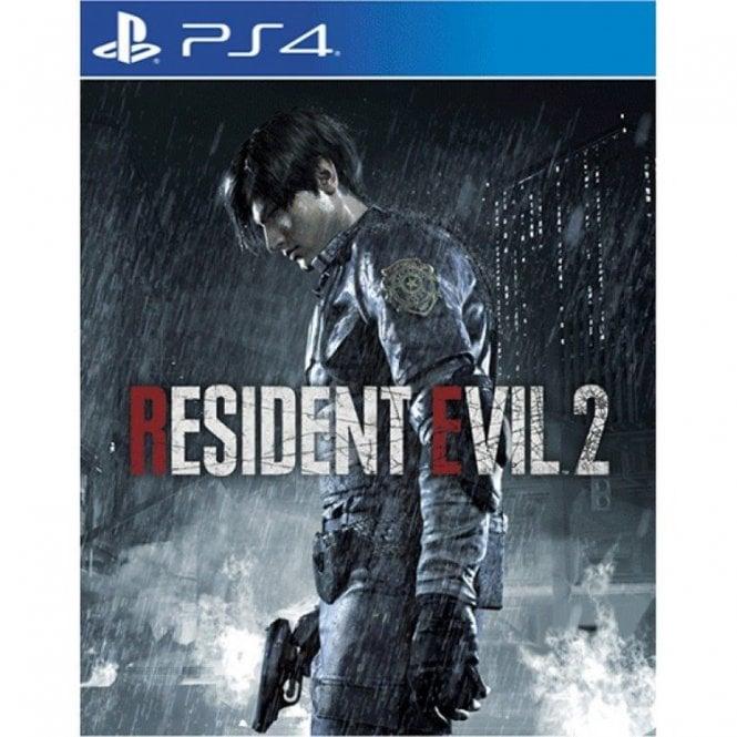 Resident Evil 2 Remake Lenticular Edition PS4