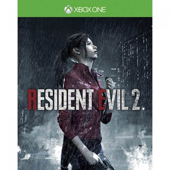 Resident Evil 2 Remake Lenticular Edition Xbox