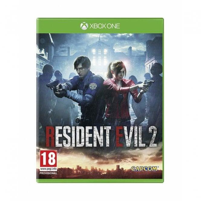 Resident Evil 2 Remake Xbox