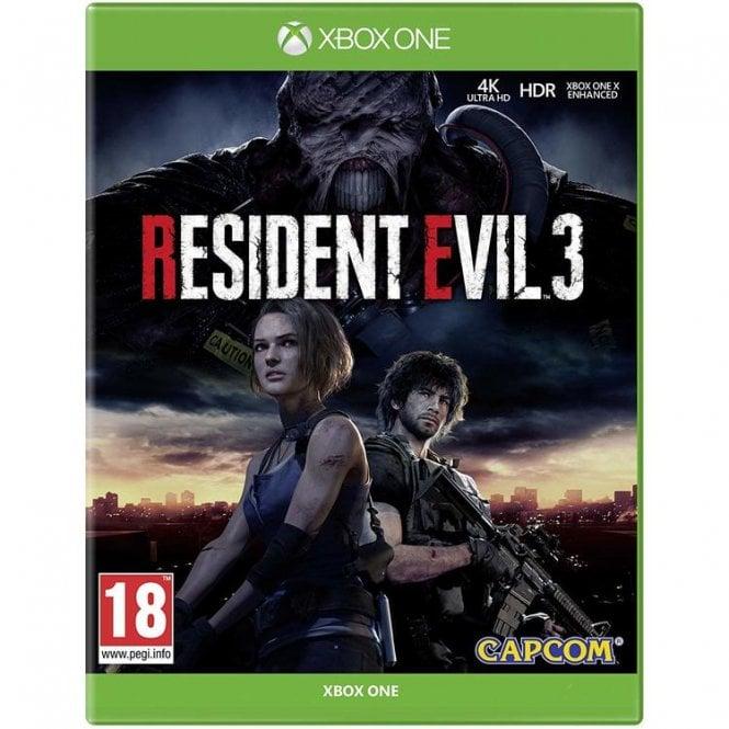 Resident Evil 3 Remake Xbox