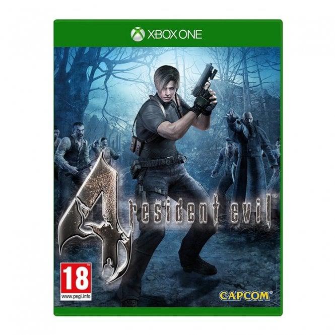 Resident Evil 4 Xbox