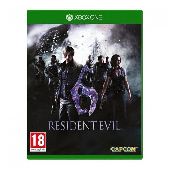 Resident Evil 6 Xbox