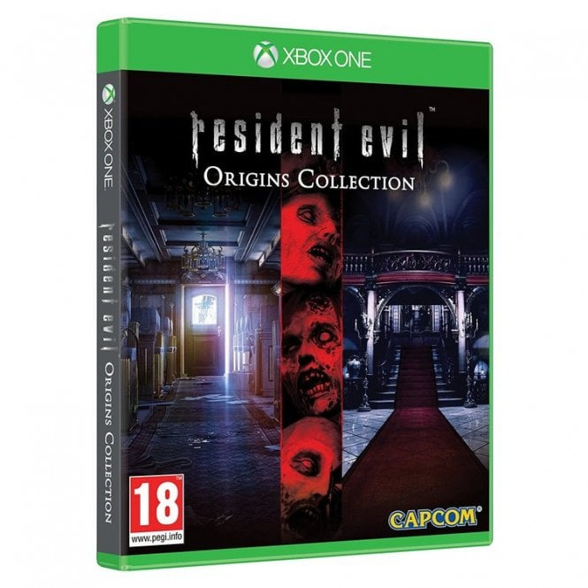Resident Evil Origins Collection Xbox