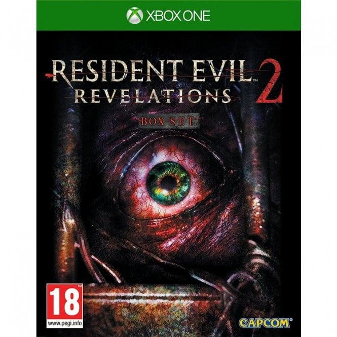 Resident Evil Revelations 2 Xbox