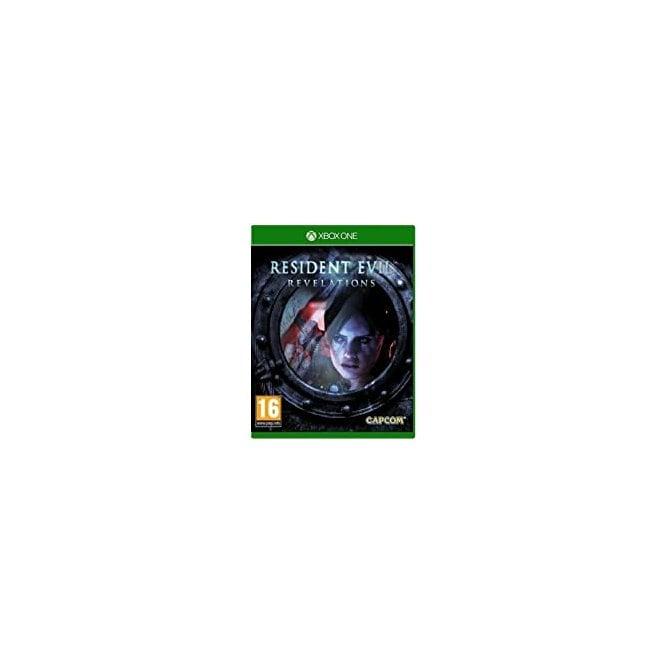 Resident Evil Revelations Remastered Xbox