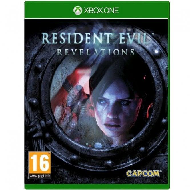 Resident Evil Revelations Xbox