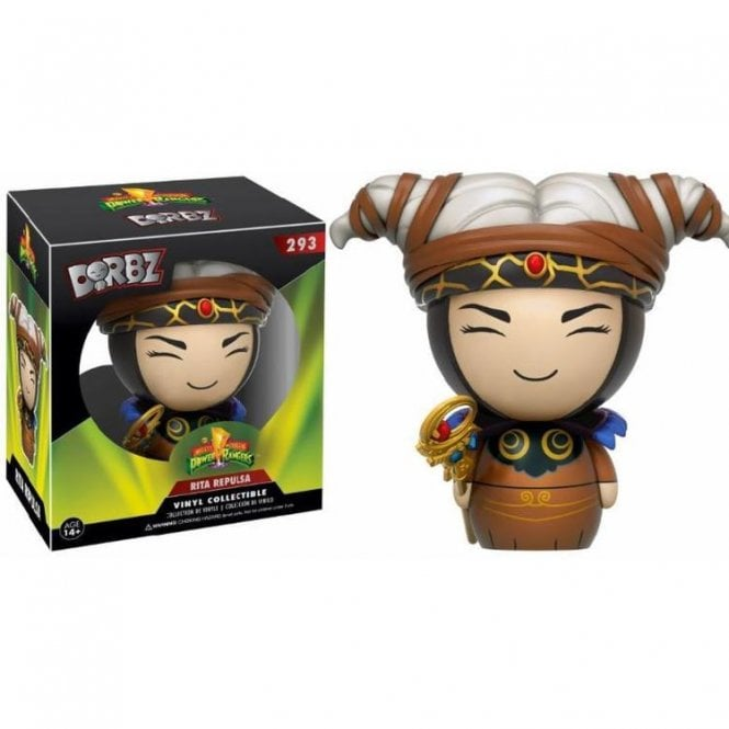 Rita Repulsa Exclusive Dorbz