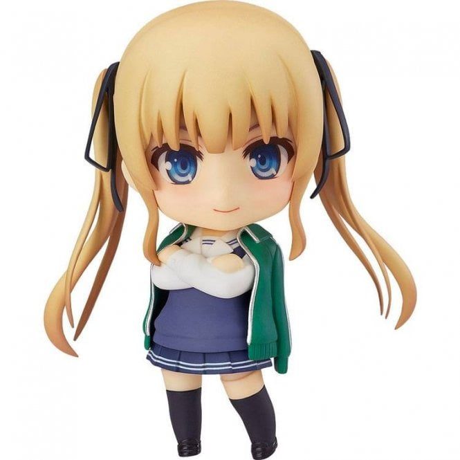 Saekano How to Raise a Boring Girlfriend Nendoroid Eriri Spencer Sawamura