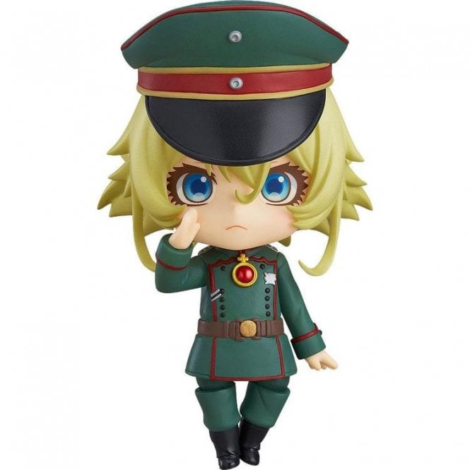 Saga of Tanya the Evil Nendoroid Tanya Degurechaff