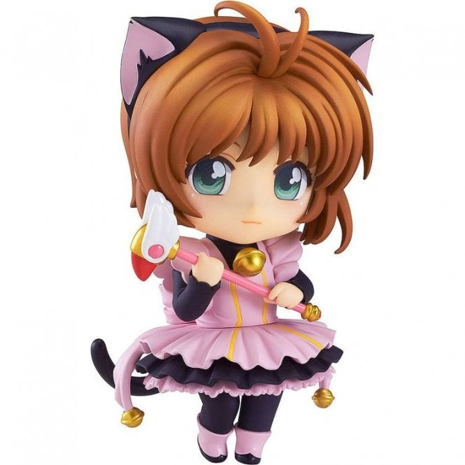 Sakura Kinamoto Co-De Black Cat Maid Nendoroid Co-De