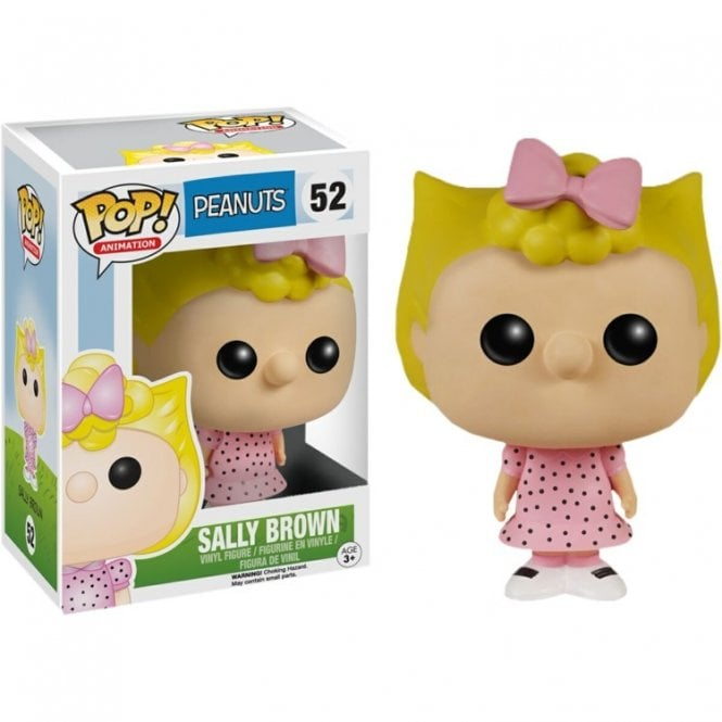 Sally Brown POP! Vinyl