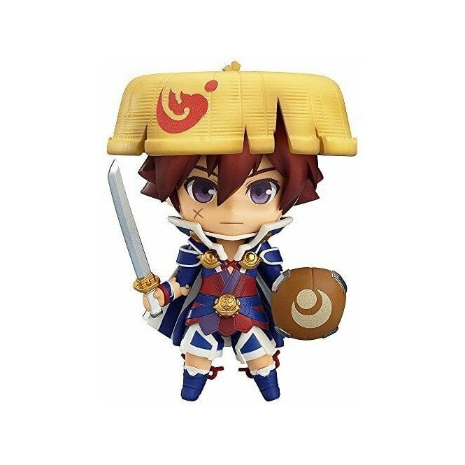 Shiren the Wanderer 5+ Fortune Tower to Unmei no Dice Nendoroid Shiren Super Movable Edition