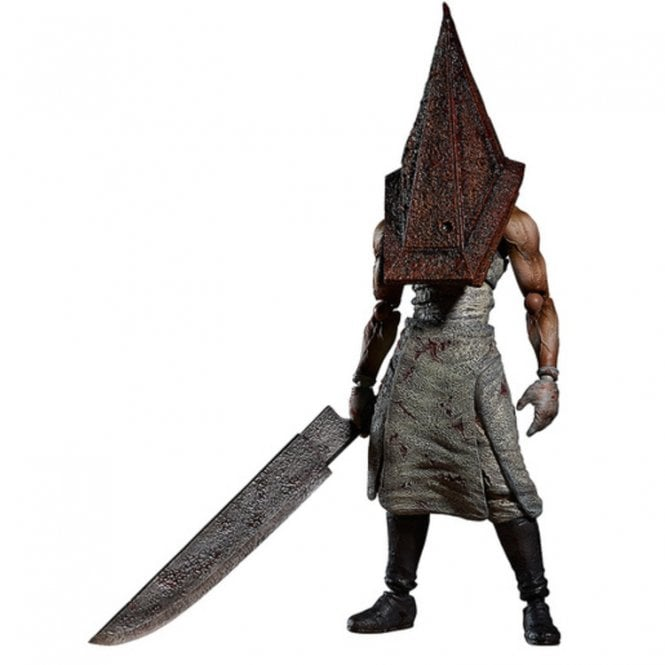 Silent Hill 2 figma Red Pyramid Thing