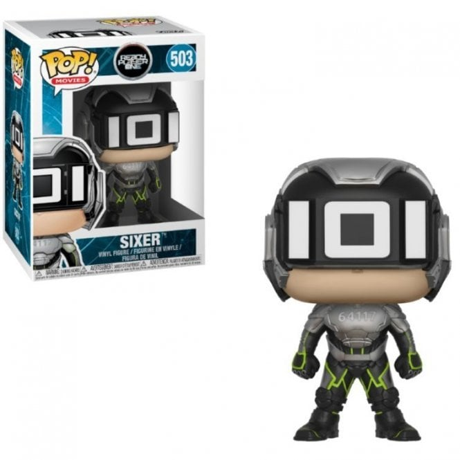 Sixer POP! Vinyl