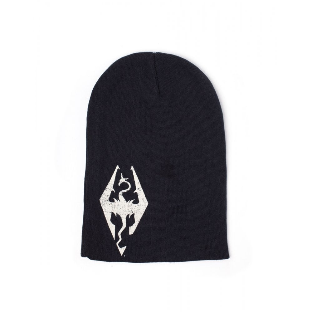 7c1c304a750 Skyrim Emblem Slouchy Beanie - Epic Loot from Gamersheek