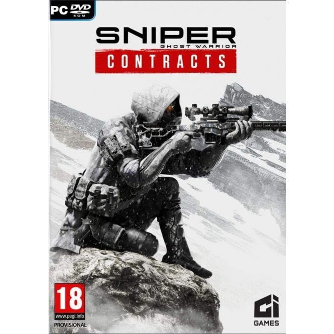 Sniper Ghost Warrior Contracts PC