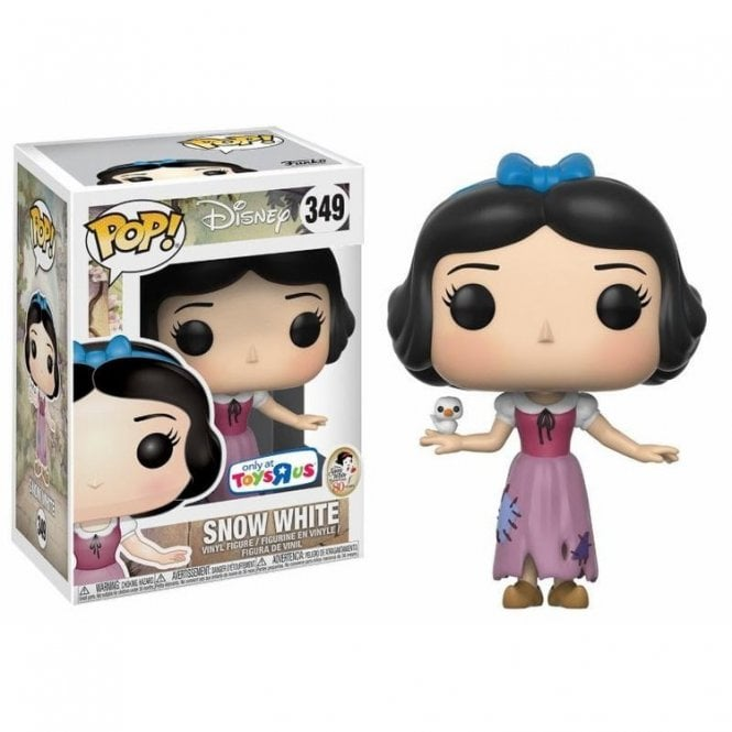 Snow White Maid Outfit Exclusive POP! Vinyl