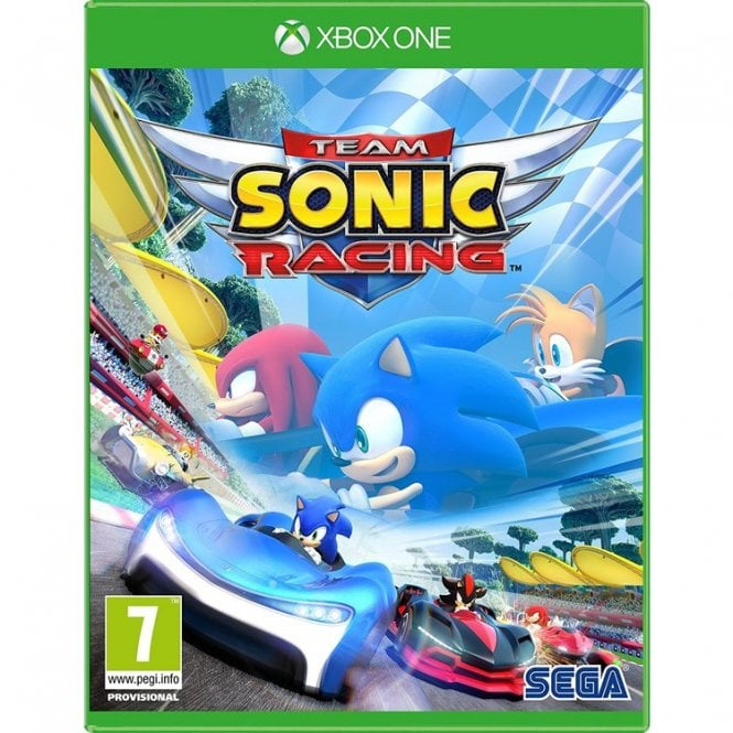 Sonic Team Racing Xbox One