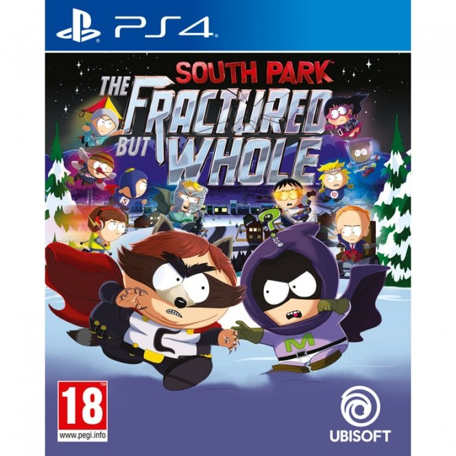 South Park And The Fractured But Whole PS4