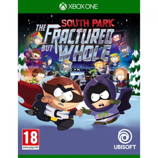 South Park And The Fractured But Whole Xbox One