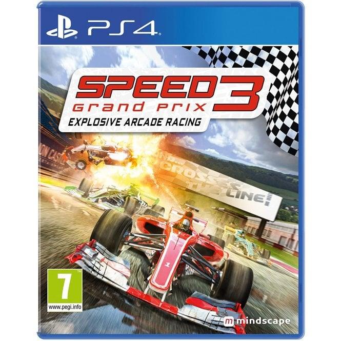 Speed 3 Grand Prix PS4