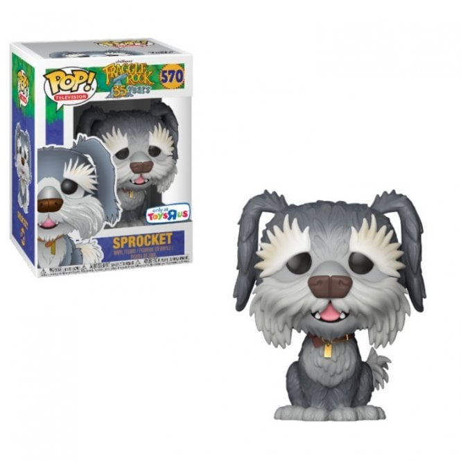 Sprocket Exclusive POP! Vinyl