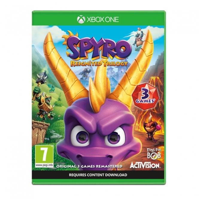 Spyro Trilogy Reignited Xbox