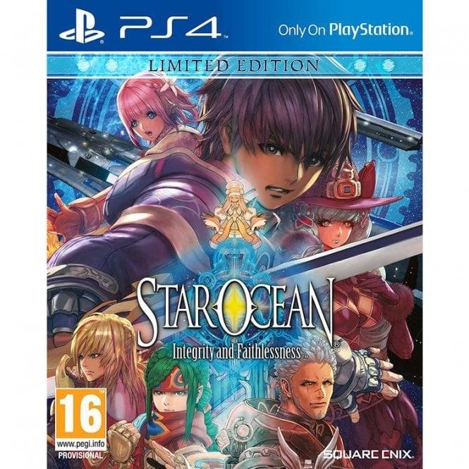 Star Ocean V Limited Steelbook PS4
