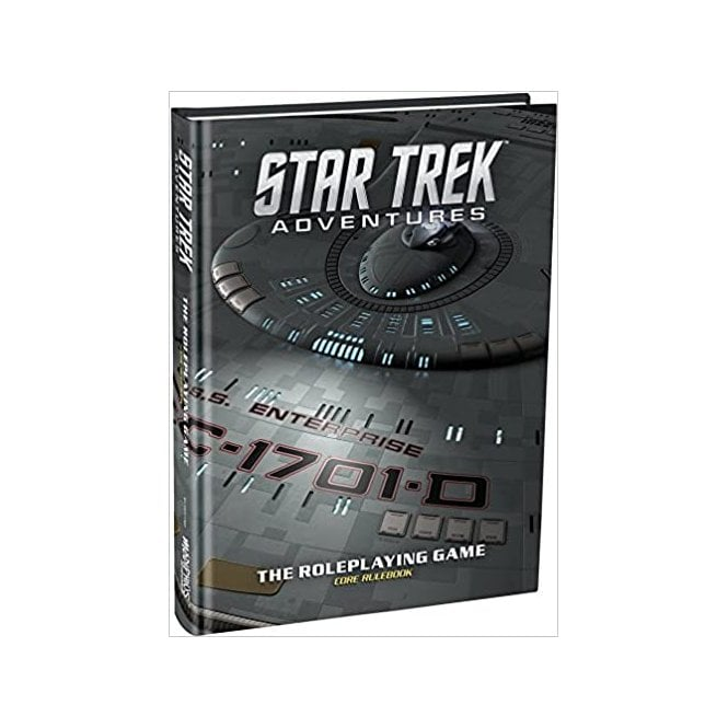 Star Trek Adventures RPG Core Rulebook Collector's Edition