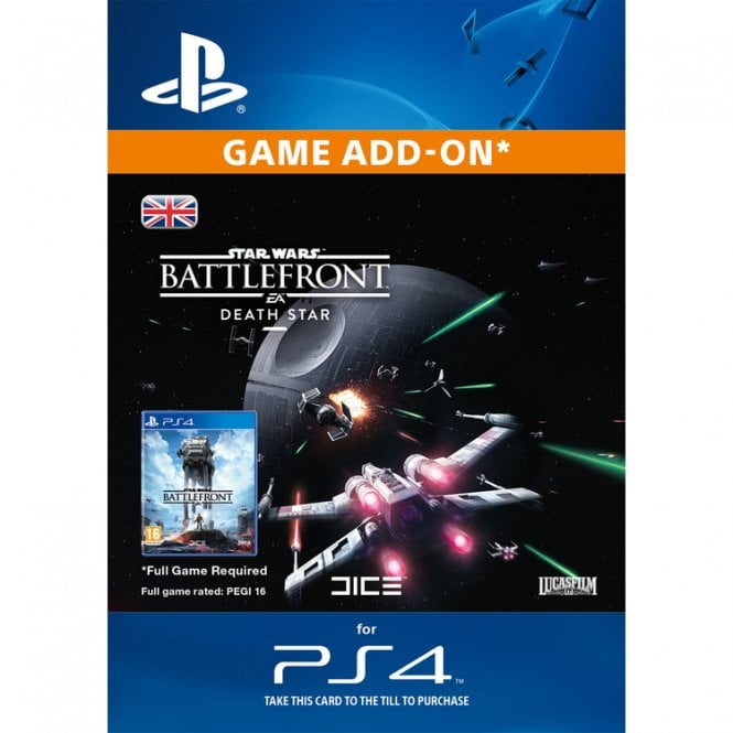 Star Wars Battlefront Death Star