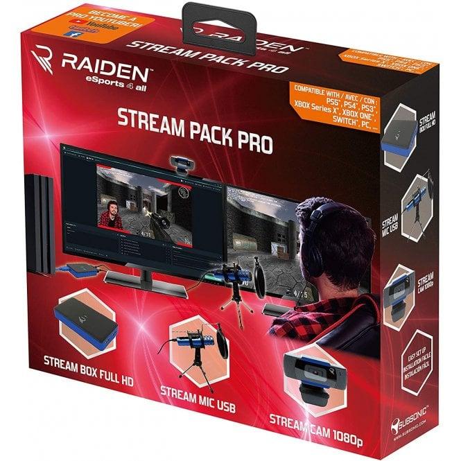 Starter Pack for Streamers