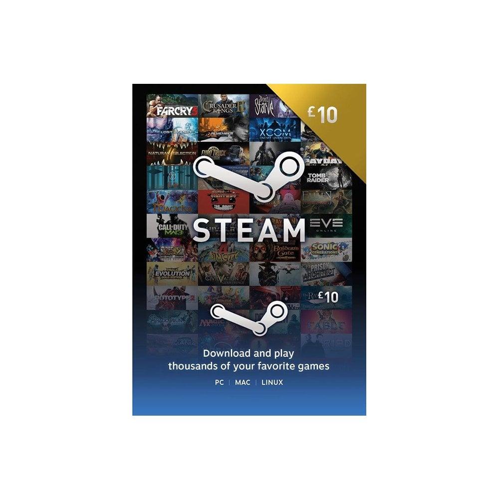 Steam Wallet Top Up 10 Gaming From Gamersheek 2