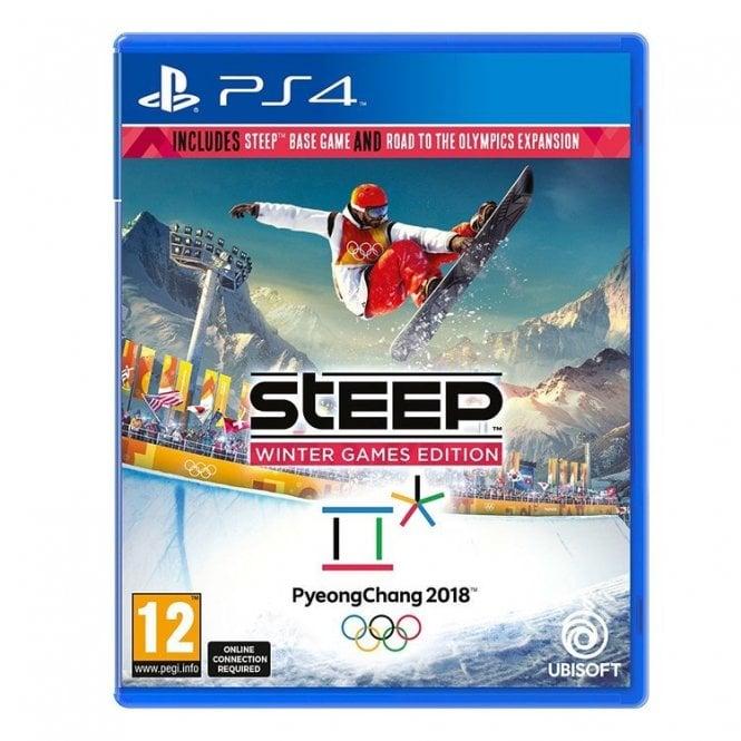 Steep Winter Olympics PS4