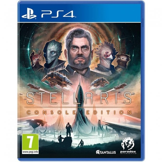 Stellaris Console Edition PS4