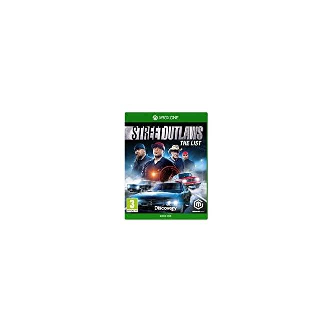 Street Outlaw The List Xbox