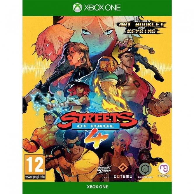 Streets of Rage 4 Xbox