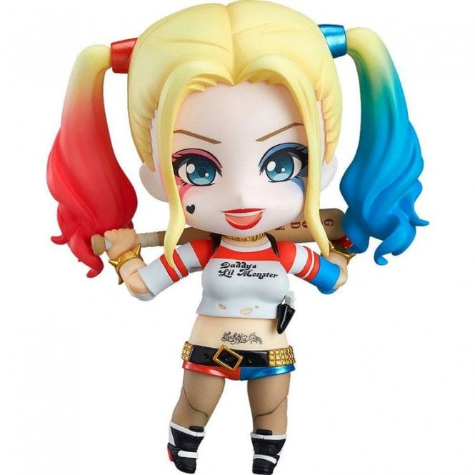 Suicide Squad Nendoroid Harley Quinn Suicide Edition
