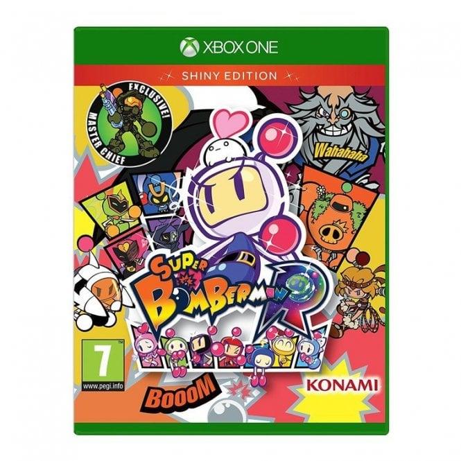 Super Bomberman R Shiny Edition Xbox