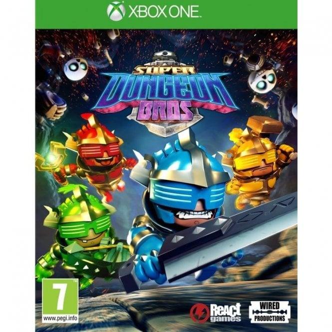 Super Dungeon Bros Xbox