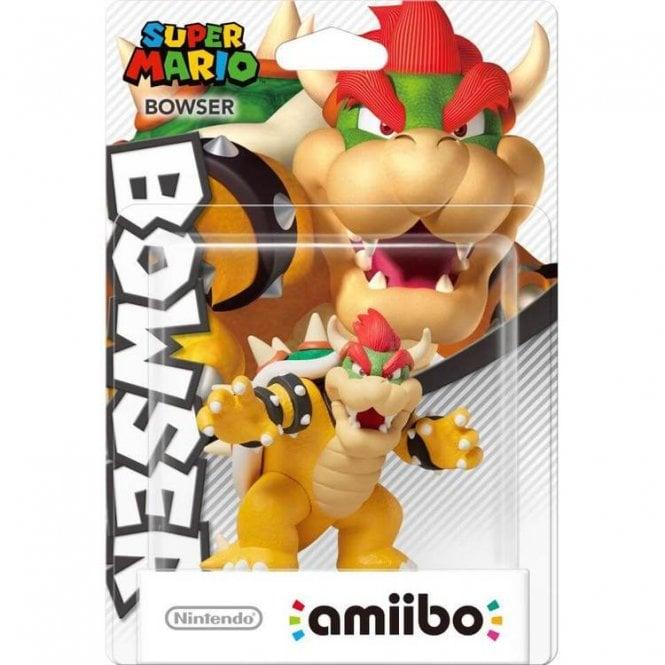 Super Mario Collection Bowser Amiibo