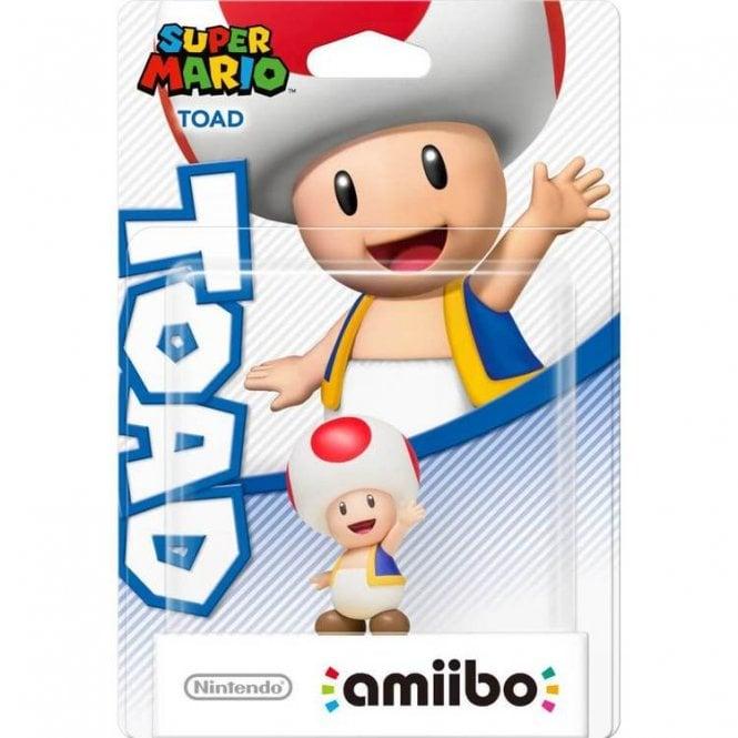Super Mario Collection Toad Amiibo