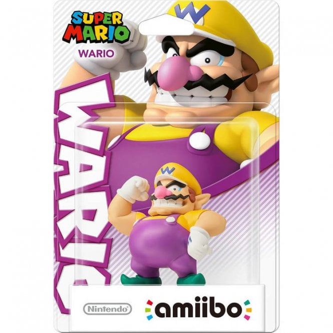Super Mario Collection Wario Amiibo