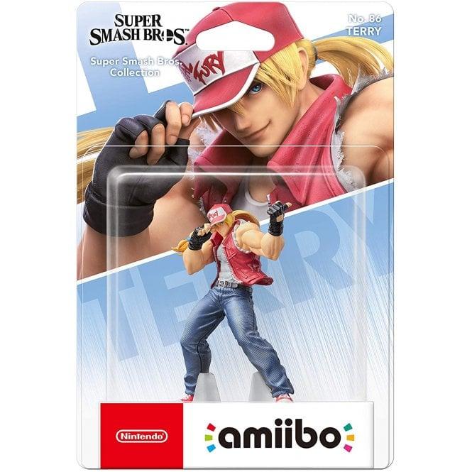 Super Smash Bros. Amiibo Terry Bogard