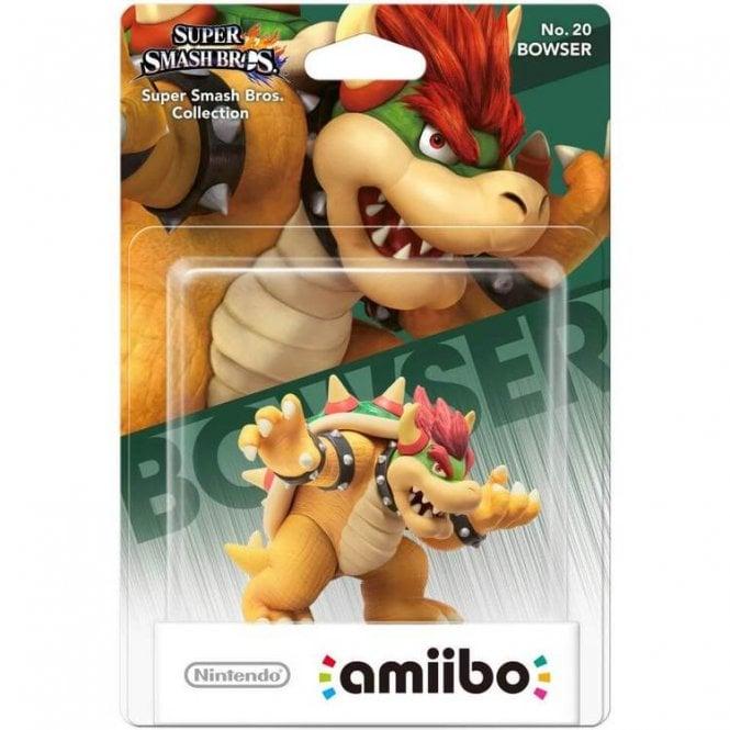 Super Smash Bros Collection Bowser Amiibo