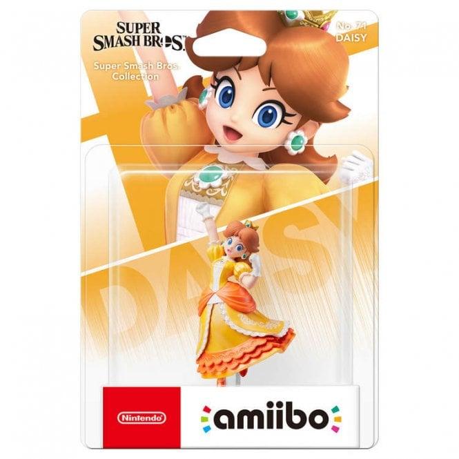 Super Smash Bros Collection Daisy Amiibo